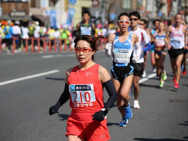 東京マラソン10