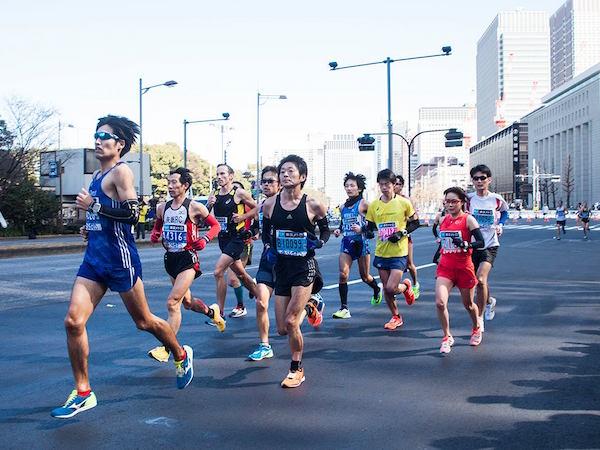東京マラソン2017(2)