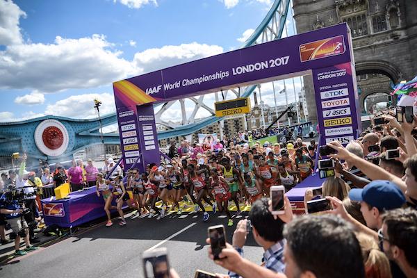 2017ロンドン世界選手権