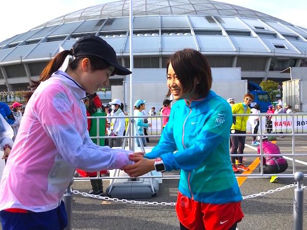 名古屋ウィメンズマラソン2016を振り返って