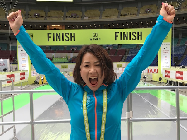 名古屋ウィメンズマラソン2016に向けて